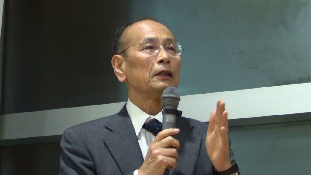2-4 孫崎享さんの講演会(秘密保護法・自衛隊が他国で戦うための法整備)