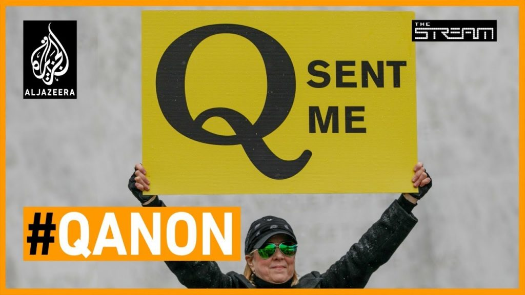 QAnon: Is pro-Trump conspiracy movement going mainstream? | The Stream