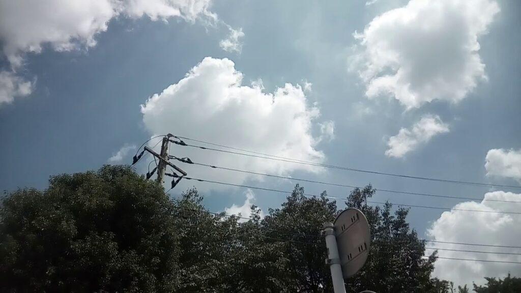 やっぱり空が白いぞケムトレイル、NHK精子異常の原因は睡眠不足だと?2018.7.31