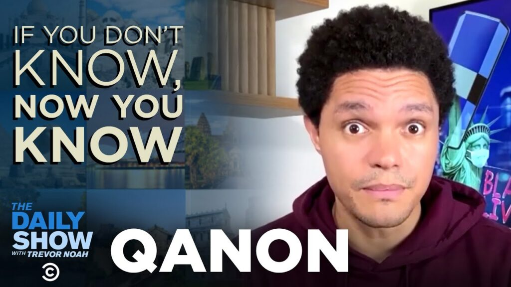 QAnon – If You Don't Know, Now You Know | The Daily Social Distancing Show