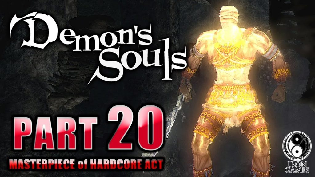 #20【デモンズソウル/高画質】ボス「古の勇士」攻略!太古の地下墓地を抜けて【Demon's Souls】